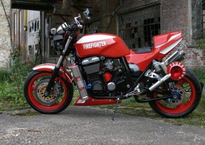 Firefighter ZRX 1100