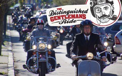 Gentleman's Ride 2019