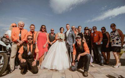 Hochzeit bei den Gänsen