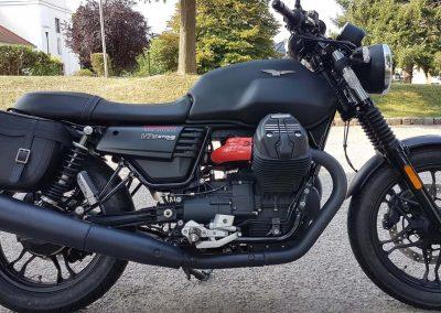 Moto Guzzi V 7 IIIr